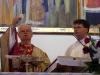 2009. augusztus 20. Ünnepi szentmise és kenyérmegáldás